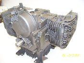 Rebuilt ONAN B48 20HP engine remanufactured core required