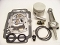 Kohler K241 10 HP engine rebuild overhaul kit w/ FREE tune up