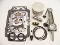 Kohler K241 10 HP master rebuild kit w/ valves FREE tune up
